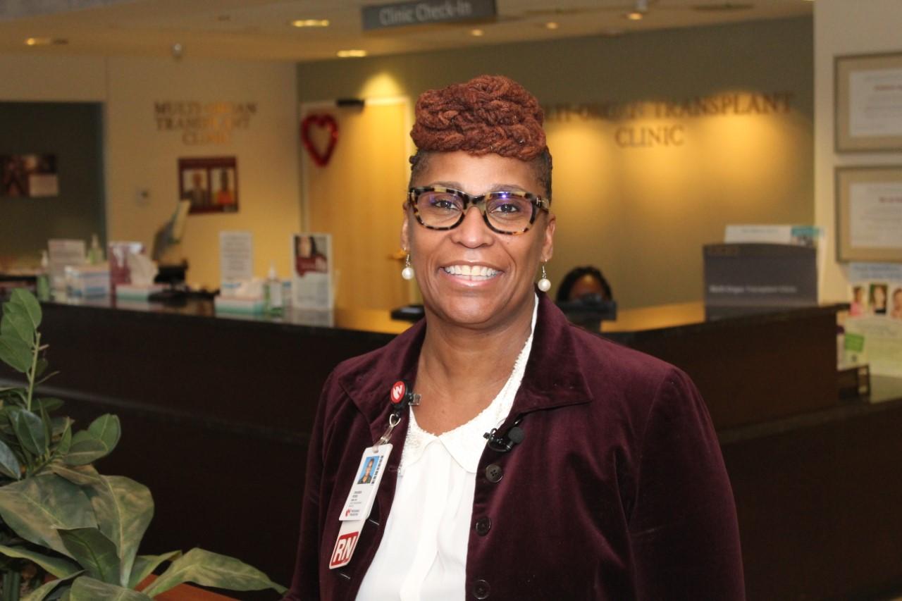 Shanda Ross, MSN, RN, Clinic Manager, Internal Medicine Specialties Clinic